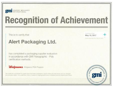 Packaging Companies Ireland Walgreens