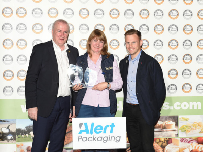 Keogh's Crisps & Alert Packaging