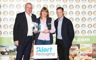 Keogh's Crisps and Alert Packaging