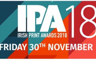 Irish Print Awards 2018