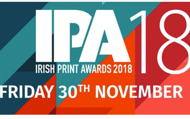 Irish Print Awards 2018