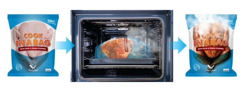 Oven Cook Packaging