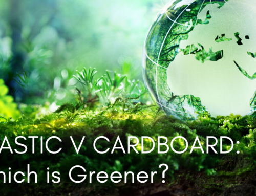 Plastic V Cardboard: Which is Greener?