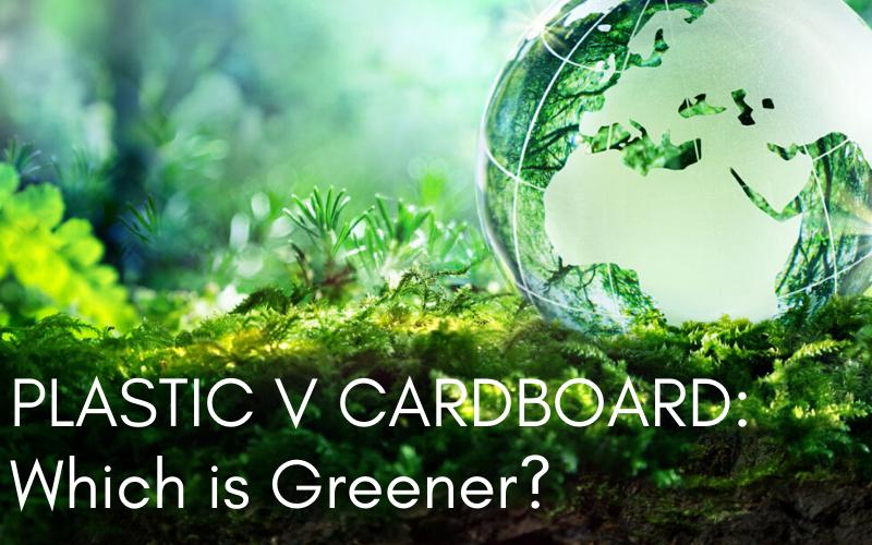 Plastic V Cardboard
