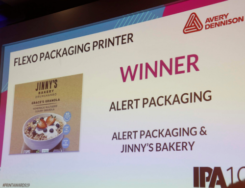 We Won! Flexographic Packaging Printer of the Year 2019